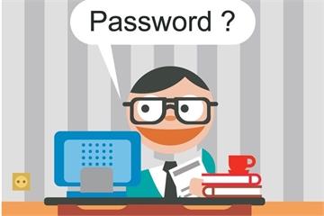 75% người dùng cảm thấy căng thẳng vì phải nhớ các loại mật khẩu