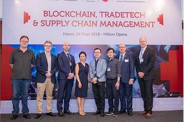 RMIT nằm trong Top 3 trường đại học hàng đầu thế giới về nghiên cứu blockchain