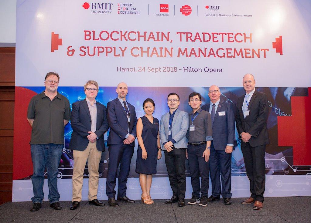 Giảng viên RMIT nghiên cứu tính khả thi của ứng dụng công nghệ blockchain ở Việt Nam  RMIT nằm trong Top 3 trường đại học hàng đầu thế giới về nghiên cứu blockchain