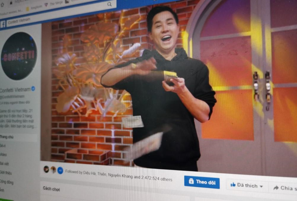 'Dai dich' video ban da lay lan tu YouTube sang Facebook hinh anh 1