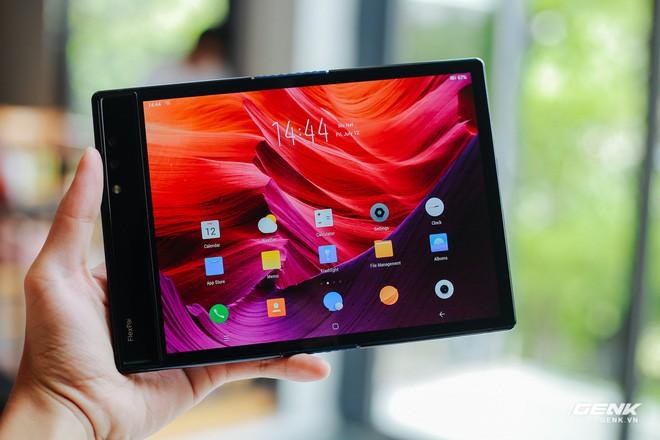 Trên tay Royole FlexPai: Smartphone màn hình gập đầu tiên trên thế giới - Ảnh 11.