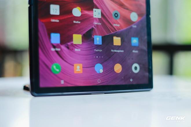 Trên tay Royole FlexPai: Smartphone màn hình gập đầu tiên trên thế giới - Ảnh 12.