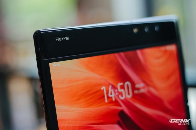Trên tay Royole FlexPai: Smartphone màn hình gập đầu tiên trên thế giới - Ảnh 13.