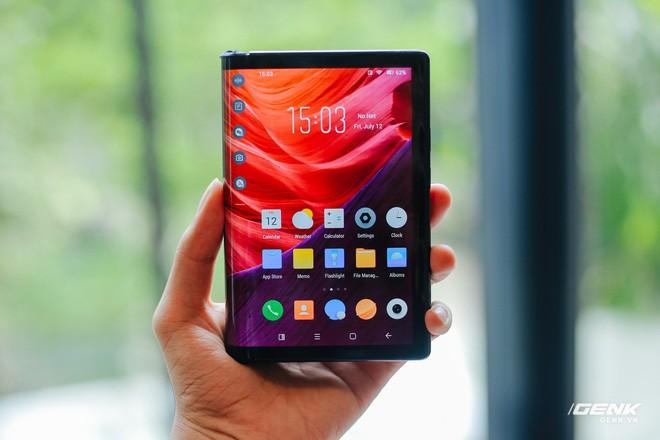 Trên tay Royole FlexPai: Smartphone màn hình gập đầu tiên trên thế giới - Ảnh 19.