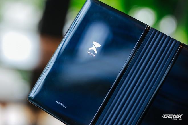 Trên tay Royole FlexPai: Smartphone màn hình gập đầu tiên trên thế giới - Ảnh 26.