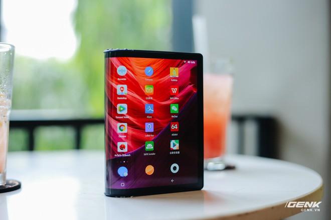 Trên tay Royole FlexPai: Smartphone màn hình gập đầu tiên trên thế giới - Ảnh 35.