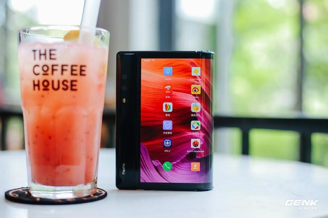 Trên tay Royole FlexPai: Smartphone màn hình gập đầu tiên trên thế giới - Ảnh 10.