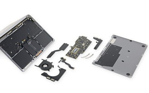 'Mổ bụng' MacBook Pro mới cho ta thấy những thay đổi bên trong sẽ khiến người dùng không thể sửa