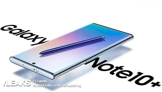 Galaxy Note10+ tiep tuc lo anh do hoa hinh anh 1