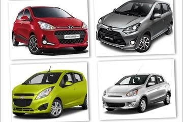 Những xe ô tô cũ giá chỉ từ 166 triệu đang được ưa chuộng nhất hiện nay