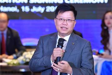 """CEO TPBank: """"Khách Trung Quốc đến Việt Nam có thể thanh toán bằng QR Code của UnionPay và TPBank"""""""