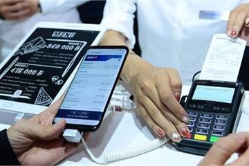 Hà Nội, TP.HCM dẫn đầu áp dụng thanh toán không dùng tiền mặt