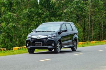 Toyota Việt Nam bất ngờ tung Avanza 2019, tăng giá thêm 19 triệu đồng