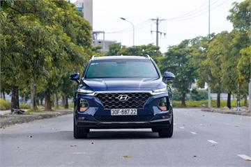 """""""Soi"""" những điểm hấp dẫn của Hyundai SantaFe 2019: hệ dẫn động HTRAC có phải là tất cả?"""