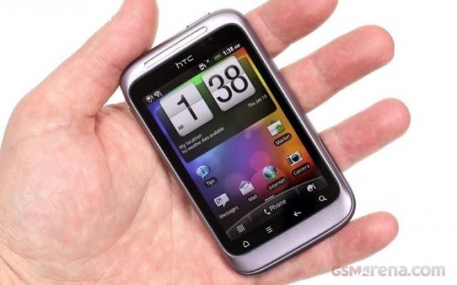 HTC sap tro lai voi chiec smartphone 'sieu chan' hinh anh 1