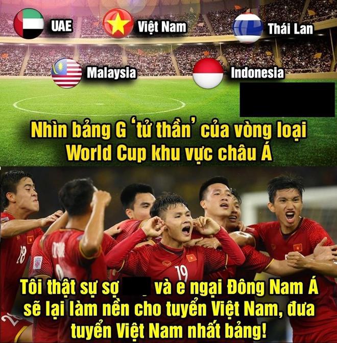 Dan mang che anh Viet Nam gap Thai Lan, Malaysia o vong loai World Cup hinh anh 5