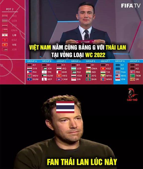 Dan mang che anh Viet Nam gap Thai Lan, Malaysia o vong loai World Cup hinh anh 6