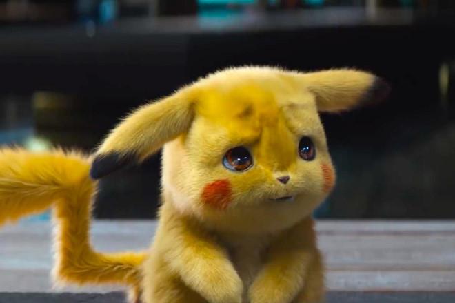 'Tham tu Pikachu' thanh phim chuyen the tu game thanh cong nhat hinh anh 1