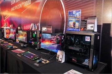 AMD ra mắt Việt Nam bộ xử lý máy tính để bàn Ryzen và card đồ hoạ Radeon RX 5700
