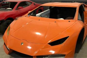 Bên trong nhà máy sản xuất siêu xe Ferrari, Lamborghini nhái