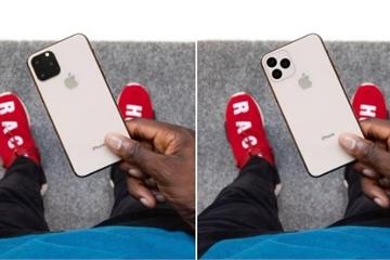 iPhone 2019 sẽ có 3 camera, nhưng thiết kế của 3 camera này sẽ như thế nào?