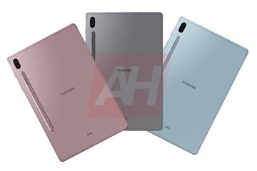 Hé lộ hình ảnh chiếc Samsung Galaxy Tab S6 với bút cảm ứng gắn bên ngoài