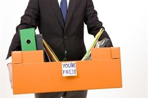 Một nửa CEO ra đi không phải tự nguyện. Họ bị đuổi!