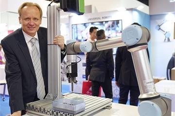 Universal Robots: Công nghiệp điện đã giúp doanh số robot tại Việt Nam tăng gấp hơn 5 lần