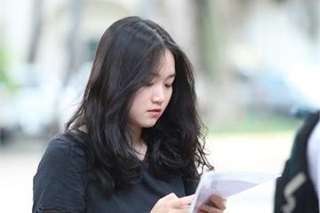 Mã trường Đại học Sài Gòn năm 2019