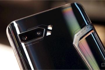 Ra mắt điện thoại ASUS ROG Phone II với màn hình AMOLED 120Hz, pin khủng 6000mAh, tản nhiệt khí riêng