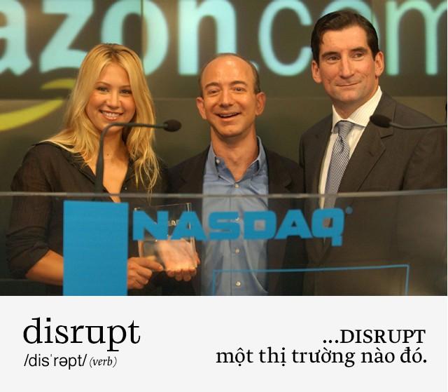 Disrupt: Từ tiếng Anh mà bạn buộc phải hiểu để lý giải sự vĩ đại của Apple, Google hay Microsoft - Ảnh 10.