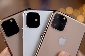 Thông tin mới nhất và chi tiết nhất về bộ ba iPhone 11 ra mắt năm nay
