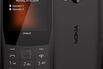 """Nokia 220 4G: Nokia lại tiếp tục ra mắt điện thoại """"cục gạch"""""""
