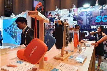 Anker giới thiệu loạt sản phẩm pin sạc, tai nghe Bluetooth, loa, robot hút bụi tại Việt Nam