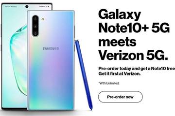 Samsung Galaxy Note 10 và Note 10 Plus vô tình lộ những tính năng cao cấp