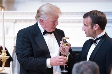 Tổng thống Trump trả đũa thuế kỹ thuật số của Pháp bằng cách nào?