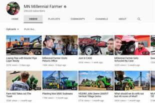 Nông dân kiếm tiền từ YouTube còn nhiều hơn cả... làm nông