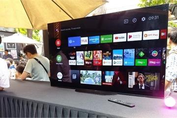 Có thể dùng TV thông minh làm trung tâm điều khiển các thiết bị IoT