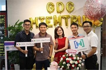 Khai trương Văn phòng đại diện Google Developer Group MienTrung tại Đà Nẵng