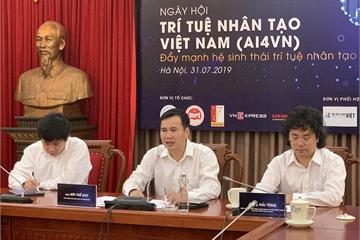 """Thứ trưởng Bộ KHCN: """"Việt Nam chưa có nhiều dữ liệu lớn để phát triển trí tuệ nhân tạo"""""""