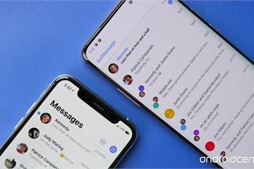 Ứng dụng iMessage đã có thể cài đặt lên điện thoại Android?