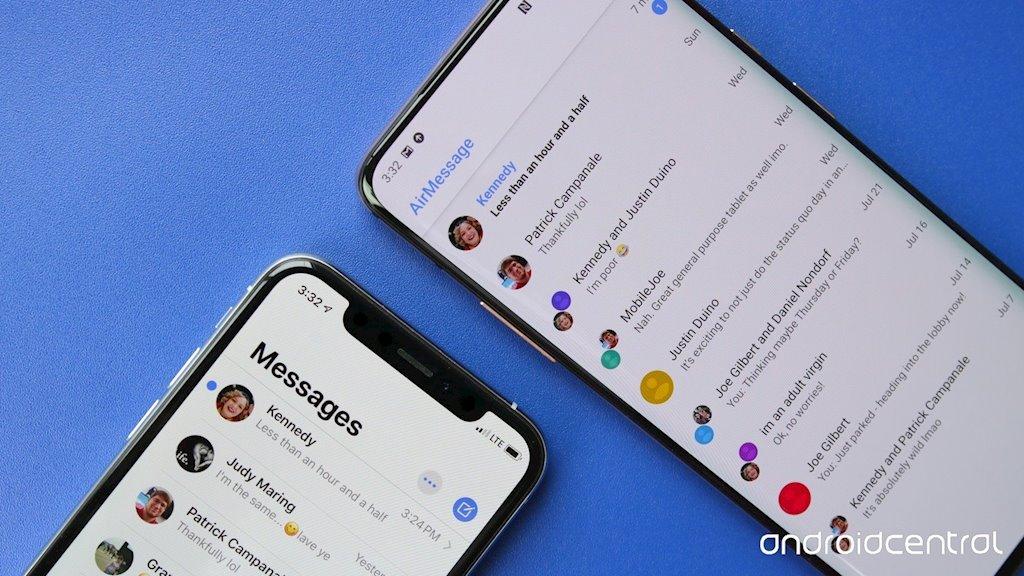 Hãy đọc bài hướng dẫn sau để thực hiện giấc mơ đưa ứng dụng nhắn tin iMessage lên điện thoại Android