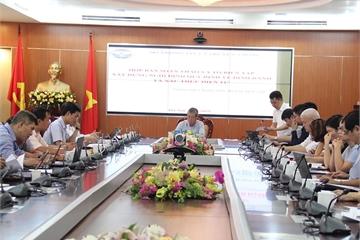 """Thứ trưởng Bộ TT&TT Nguyễn Thành Hưng: """"Xây dựng dự thảo Nghị định xác thực, định danh điện tử là việc khó và phức tạp"""""""