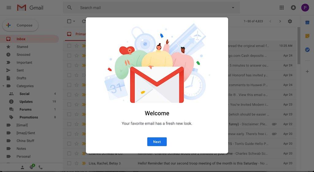 Hướng dẫn lập gmail