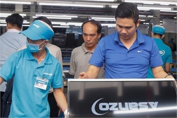 Bộ Công Thương dự thảo bộ quy tắc xác định hàng hóa xuất xứ Made in Vietnam, tương tự quy tắc áp dụng cho hàng xuất khẩu