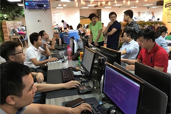 Lương trung bình của lập trình viên có kinh nghiệm tại Việt Nam là 30,6 triệu đồng/tháng