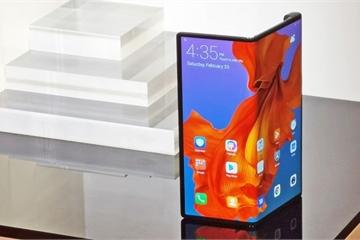 Những mẫu điện thoại gập sẽ ra mắt trong năm 2019