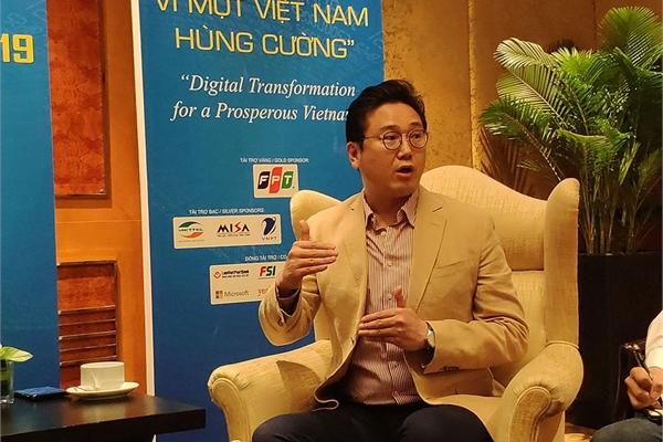 """Tổng giám đốc DASAN Việt Nam: """"Doanh nghiệp phải sẵn sàng cho cuộc cách mạng chuyển đổi số"""""""