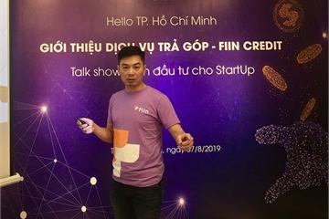 """CEO Fiin: """"Fiin Credit """"ứng"""" tiền thanh toán cho khách hàng tiêu dùng chỉ trong 1 nốt nhạc"""""""