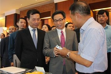 Bộ trưởng Bộ TT&TT Nguyễn Mạnh Hùng: Phát triển 50.000 doanh nghiệp ICT làm hạt nhân chuyển đổi số vì một Việt Nam hùng cường